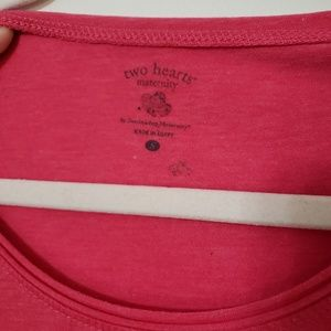 Two Hearts Maternity Tops - Maternity Top